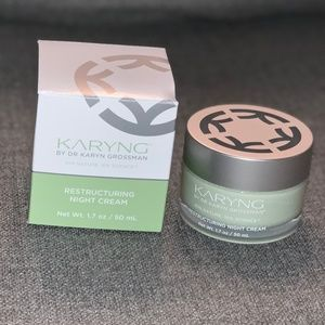 New Karyng Skincare Restructuring Night Cream